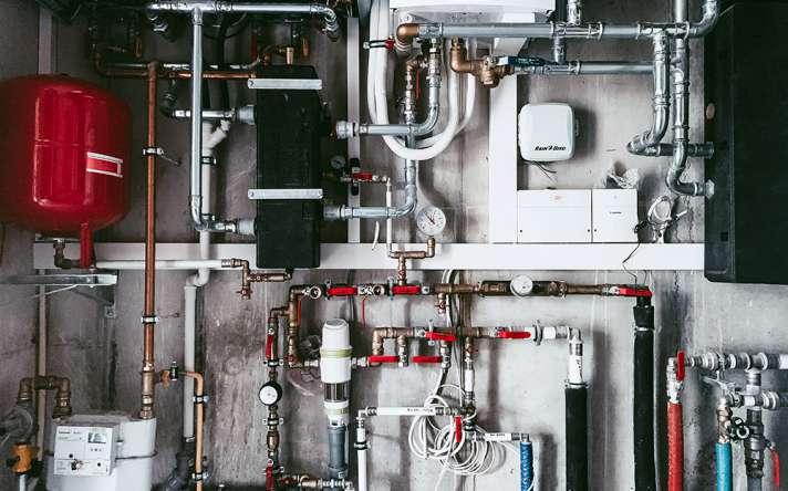 Строительство водяных систем